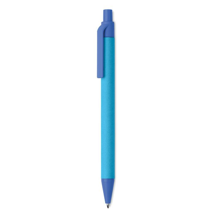 Bolígrafos personalizados cartoon de varios materiales vista 1