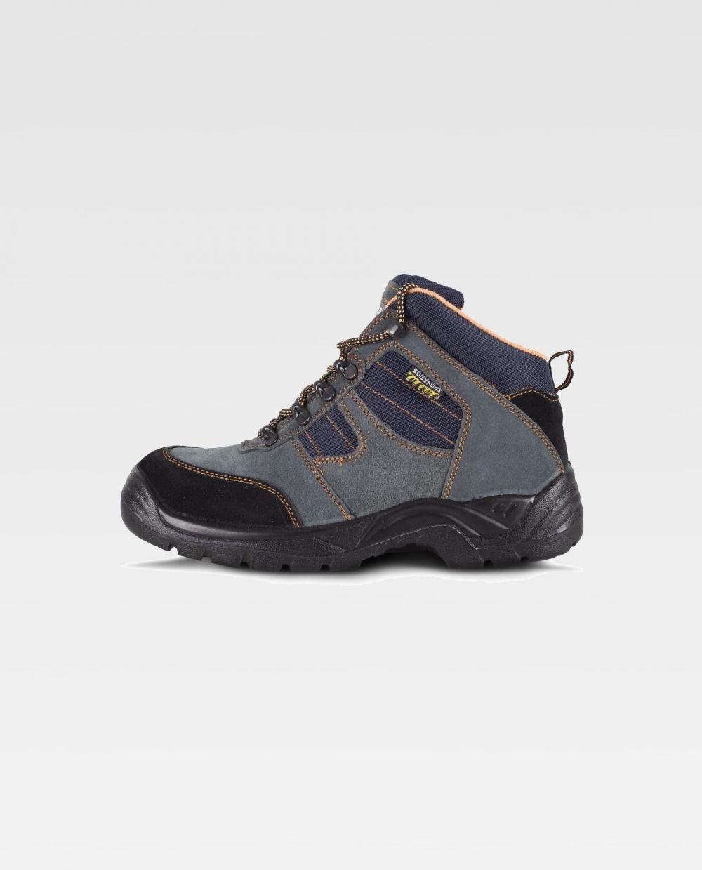 Zapatos de trabajo workteam bota p1101 de piel con impresión vista 1