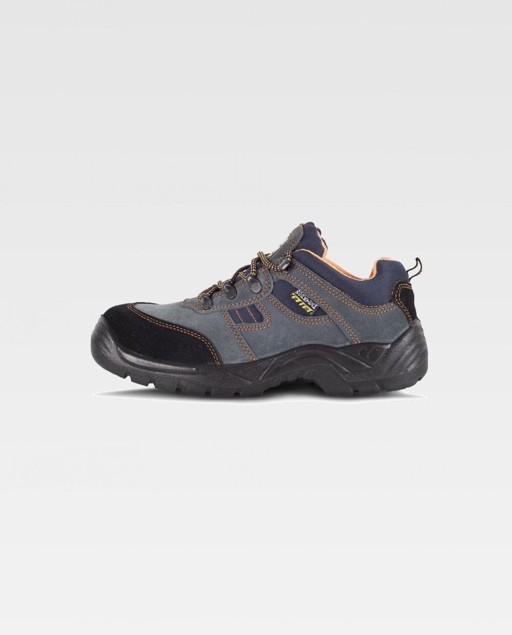 Zapatos de trabajo workteam zapato p1201 de piel vista 1