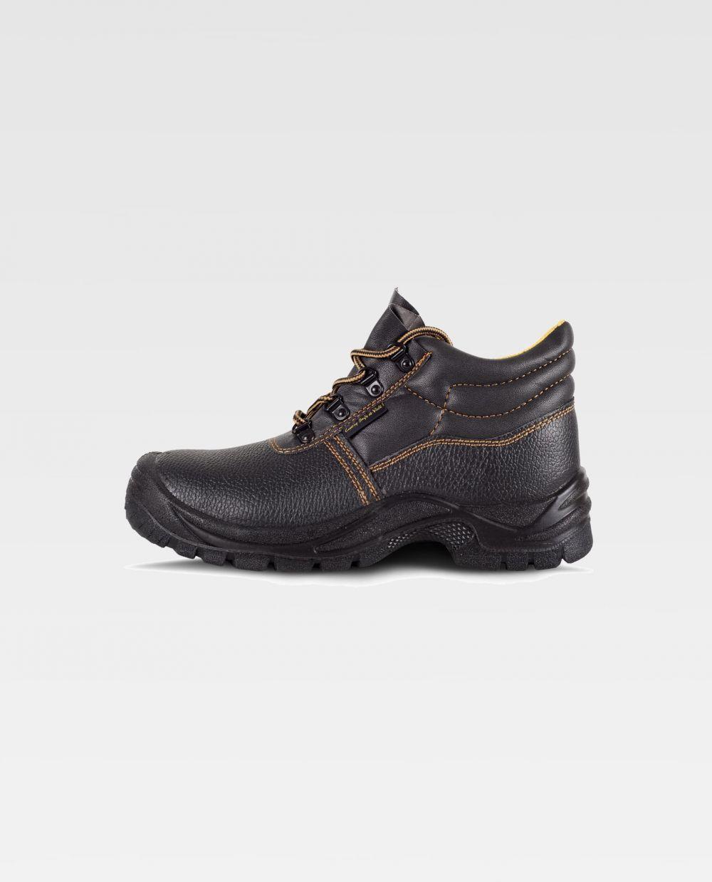 Zapatos de trabajo workteam bota p1301 de piel vista 1