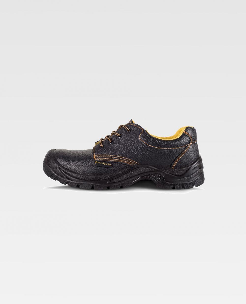 Zapatos de trabajo workteam zapato p1401 de piel vista 1