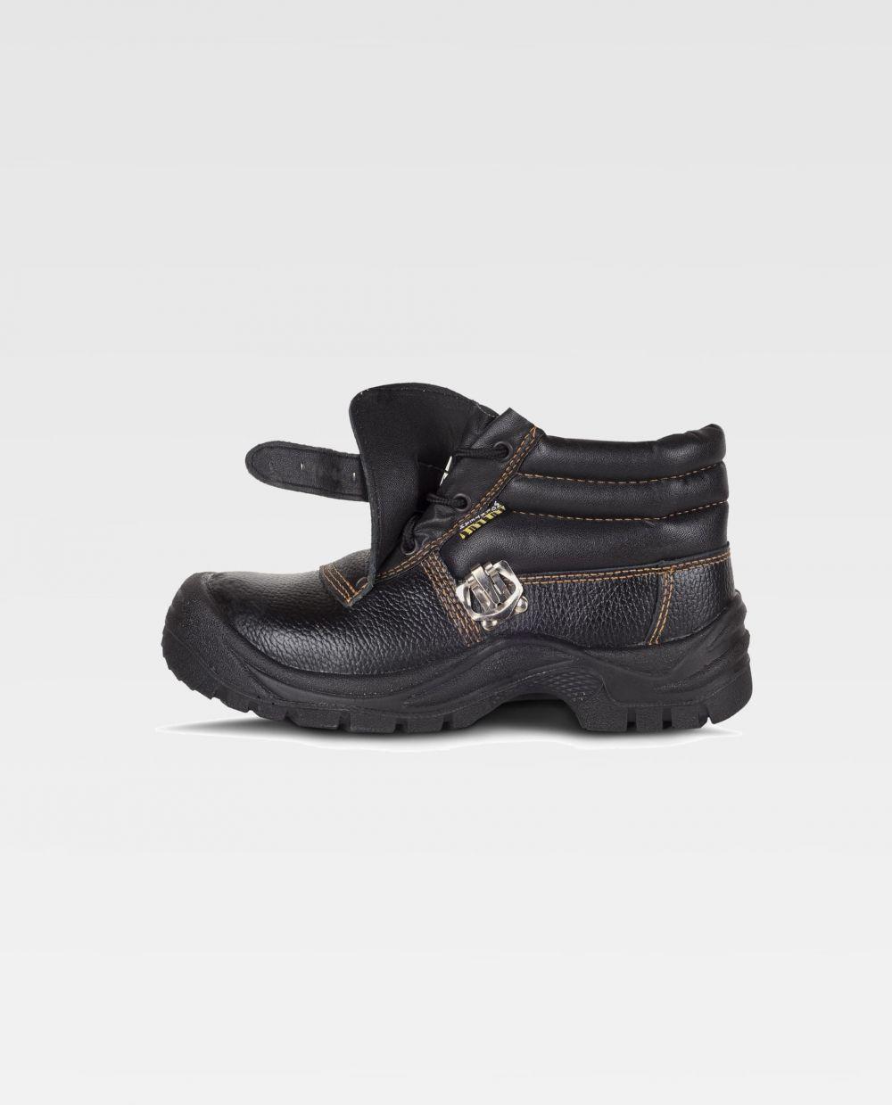 Zapatos de trabajo workteam bota p2101 de piel vista 1