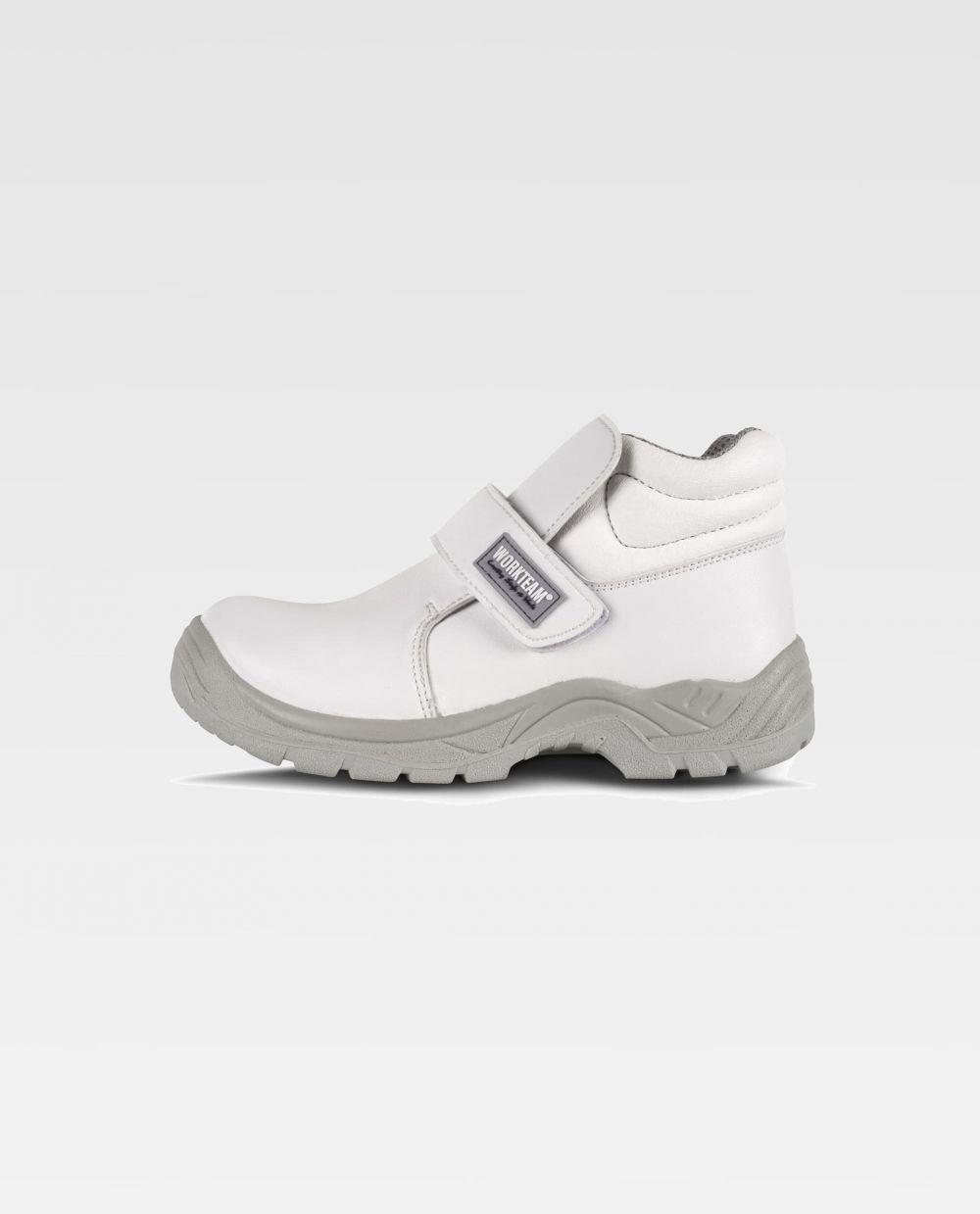 Zapatos de trabajo workteam bota p2102 de microfibra vista 1