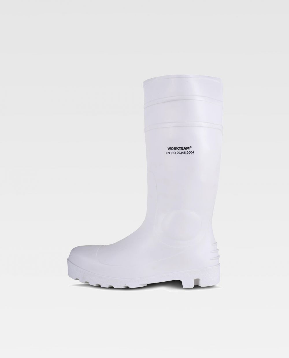 Zapatos de trabajo workteam bota p2401 de nitrilo pvc con impresión vista 1
