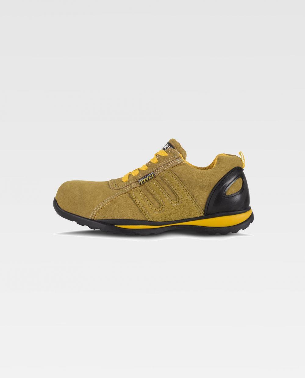 Zapatos de trabajo workteam zapato p3005 de piel vista 1