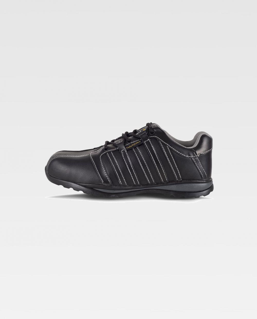 Zapatos de trabajo workteam zapato p3006 de piel vista 1