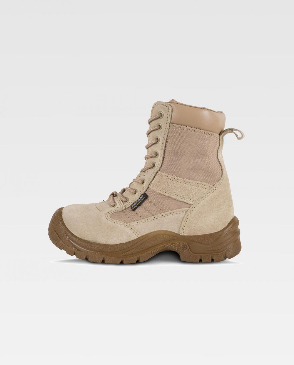 Zapatos de trabajo workteam bota p3008 de piel para personalizar vista 1