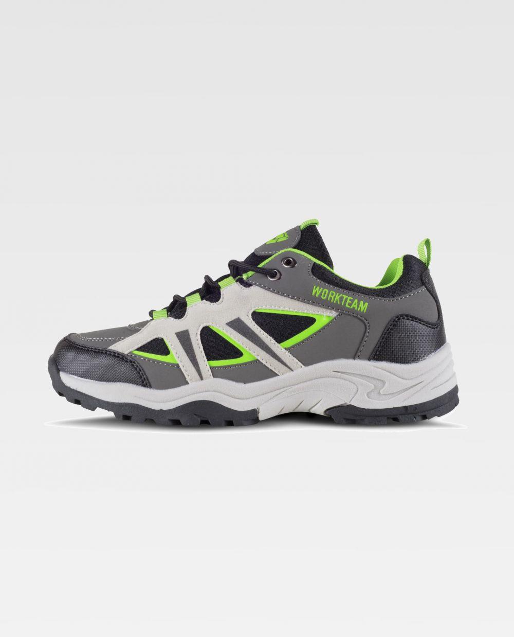 Zapatos de trabajo workteam zapatilla p4012 de plástico vista 1