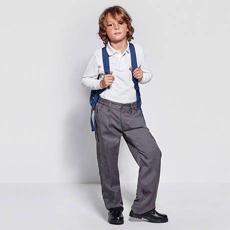 Pantalones roly preston niño de poliéster vista 1