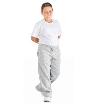 Pantalones técnicos roly astun 5050 de algodon con publicidad vista 1