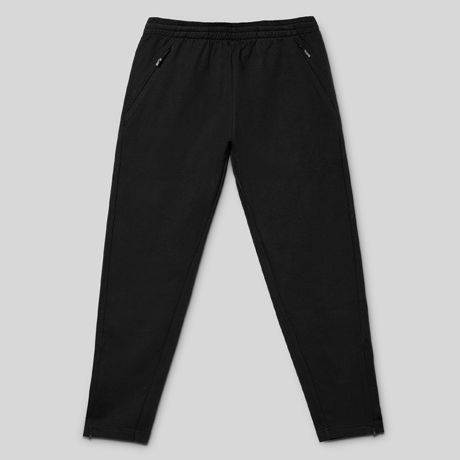 Pantalones técnicos roly largo aspen de algodon con logo vista 1