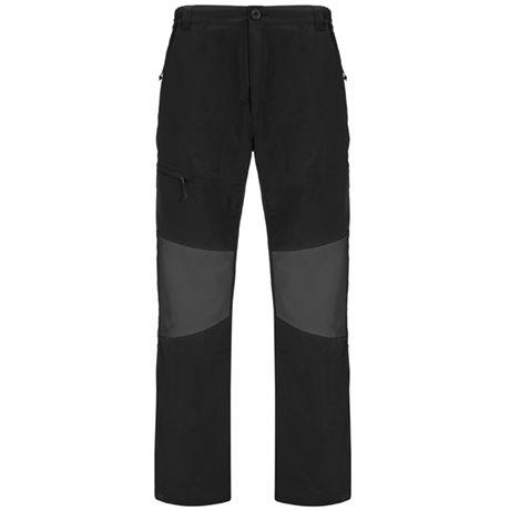 Pantalones técnicos roly elide de 100% algodón con logo imagen 1