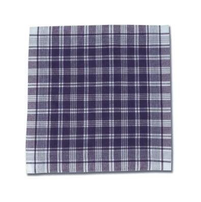 Hierbas & falleros fallero de cuadros de 100% algodón con logo imagen 1
