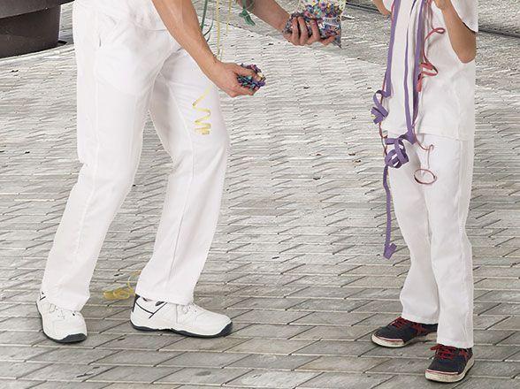 Pantalones peñas valento feria pa con logo vista 1