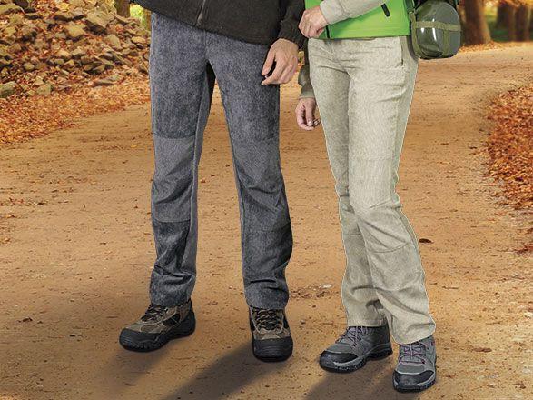 Material trekking valento pantalon trekking reno con logo imagen 1