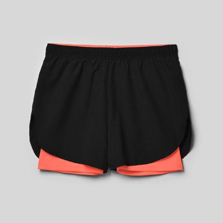 Pantalones técnicos roly lanus de poliéster con logo vista 1