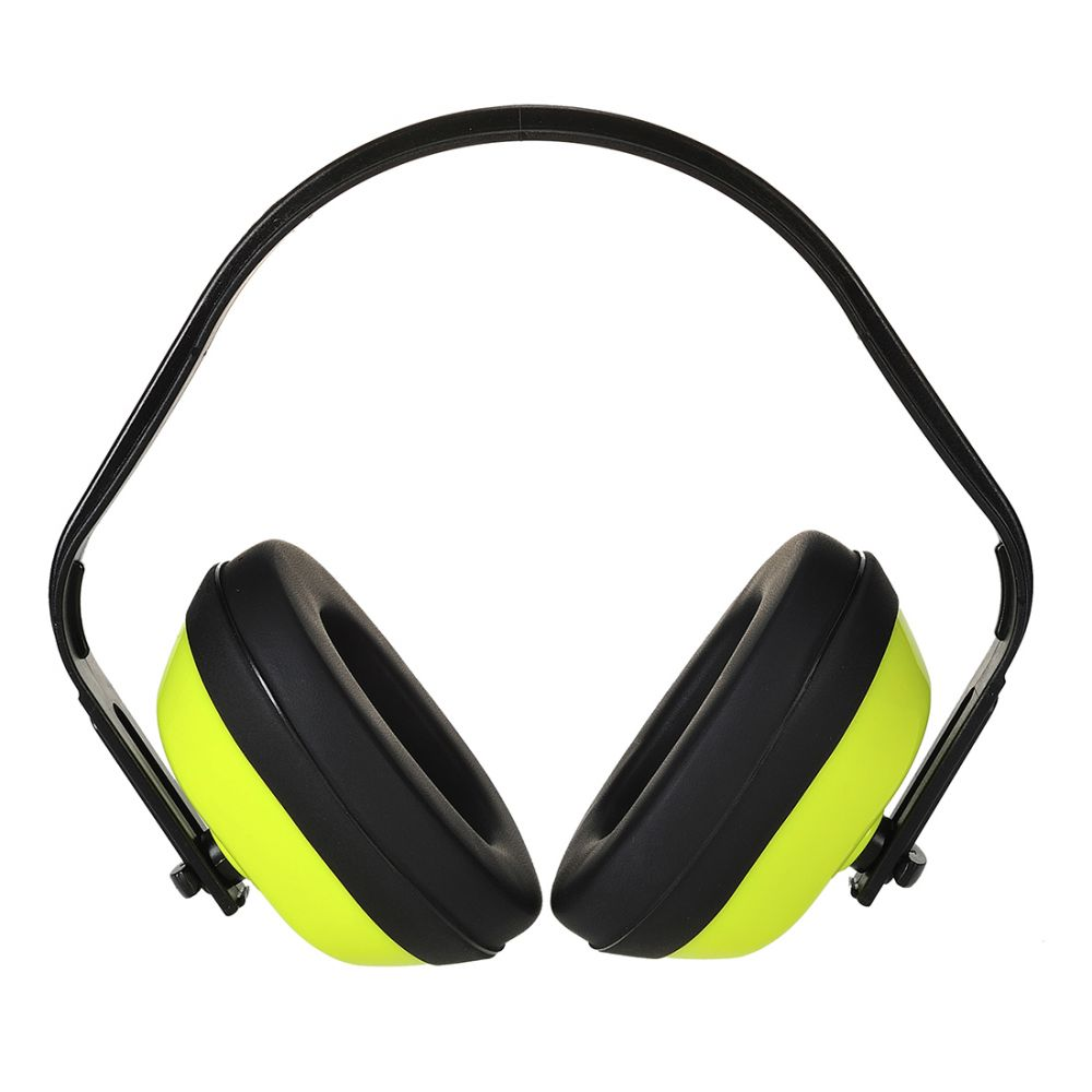 Protectores auditivos auditivo de alta visibilidad classic con impresión vista 1