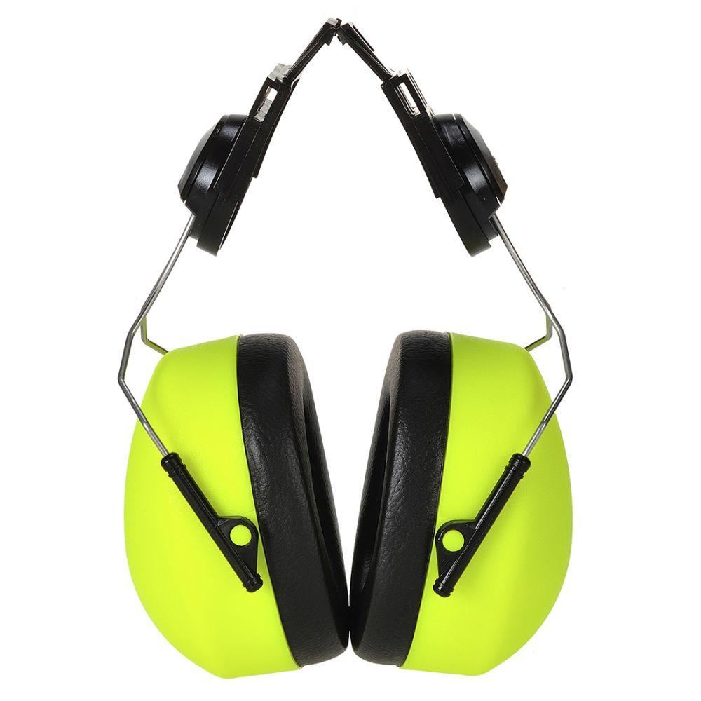 Protectores auditivos auditivo de alta visibilidad clip on vista 1