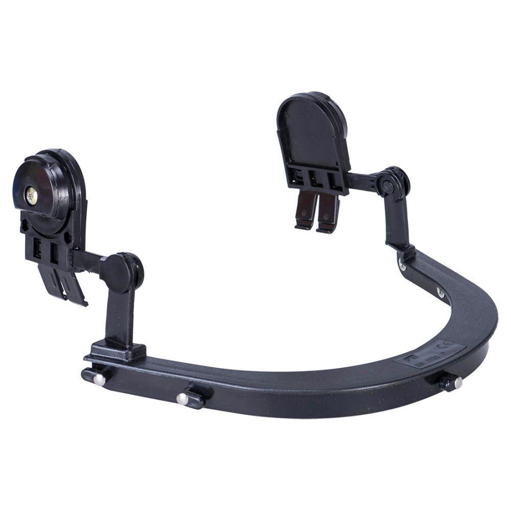 Pis soporte de visor para casco vista 1