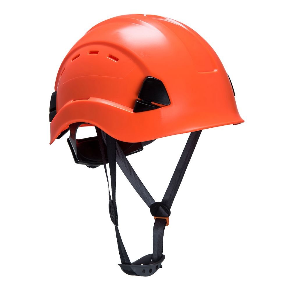 Pis casco height endurance ventilado con logo vista 1