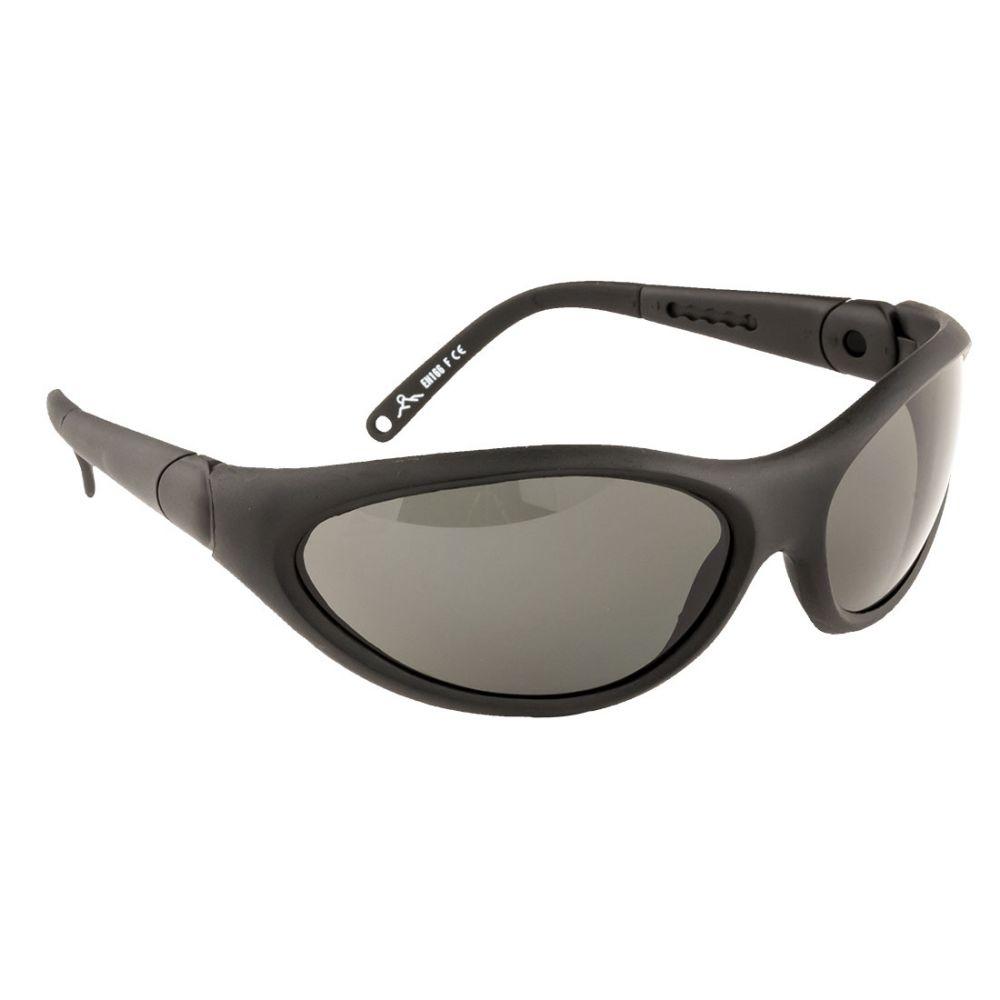 Gafas protección ocular polarizada umbra con impresión vista 1