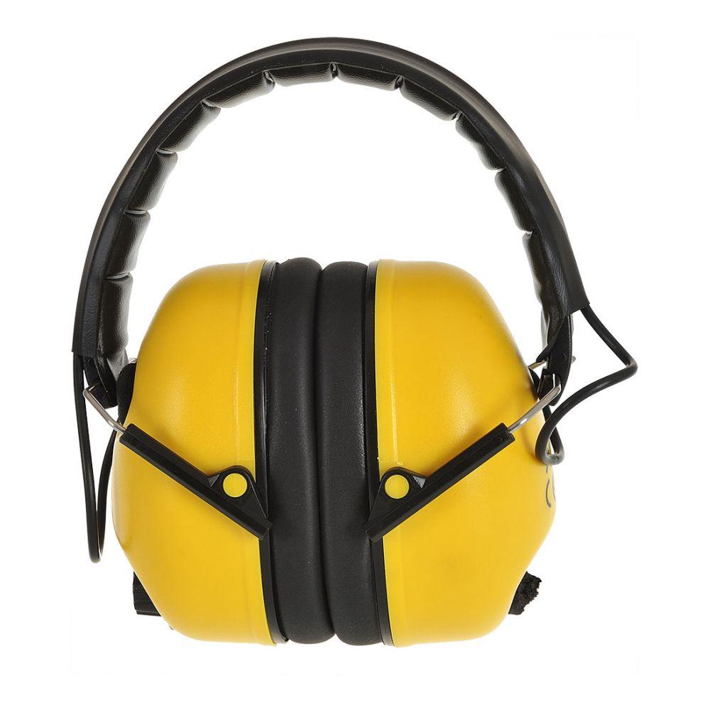 Protectores auditivos auditivo electrónico con logo vista 1