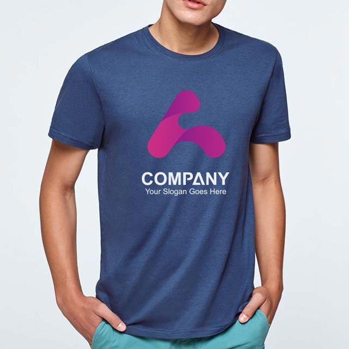 Camisetas manga corta roly beagle de 100% algodón para personalizar imagen 2