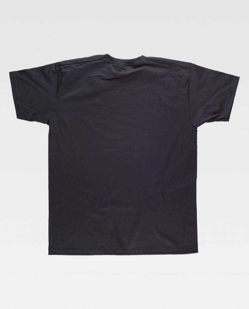 Camisetas de trabajo workteam clasica manga corta algodon vista 2