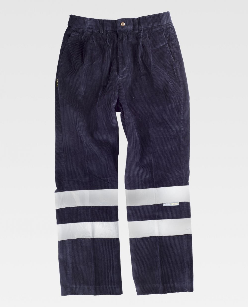 Pantalones de trabajo workteam s7016 de 100% algodón con impresión vista 2