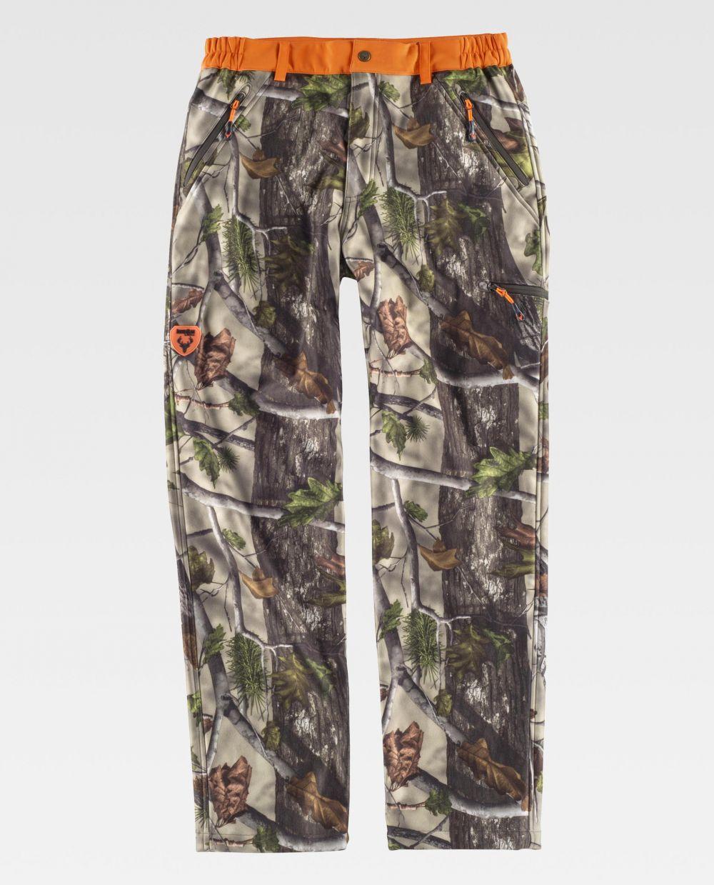 Pantalones de trabajo workteam s8360 de 100% algodón vista 1