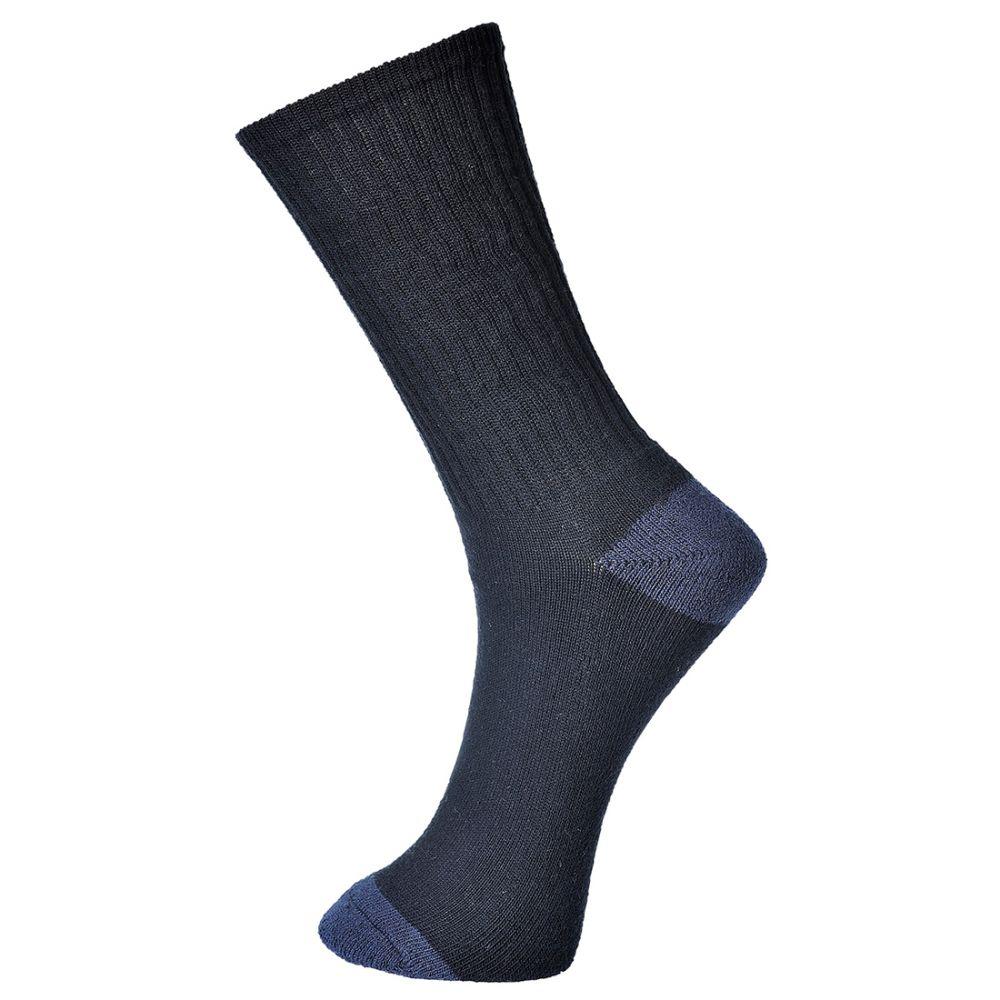 Complementos de industria calcetín de algodón clásico vista 1