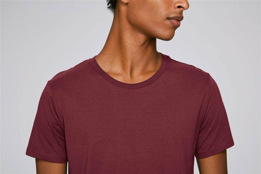 Camisetas manga corta stanley stella leads ecológico con publicidad vista 1