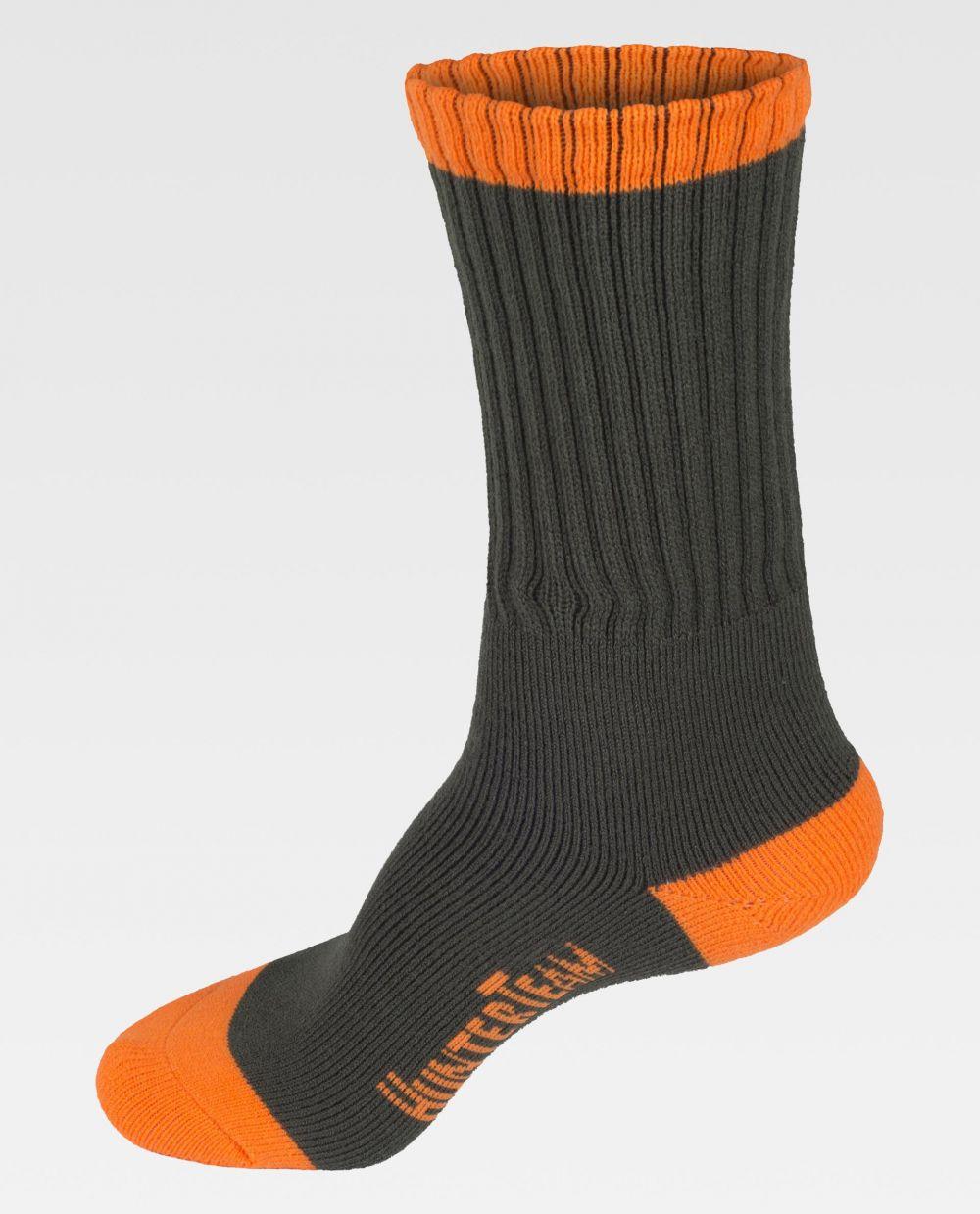 Complementos de industria workteam calcetines wfa022 de acrílico vista 2