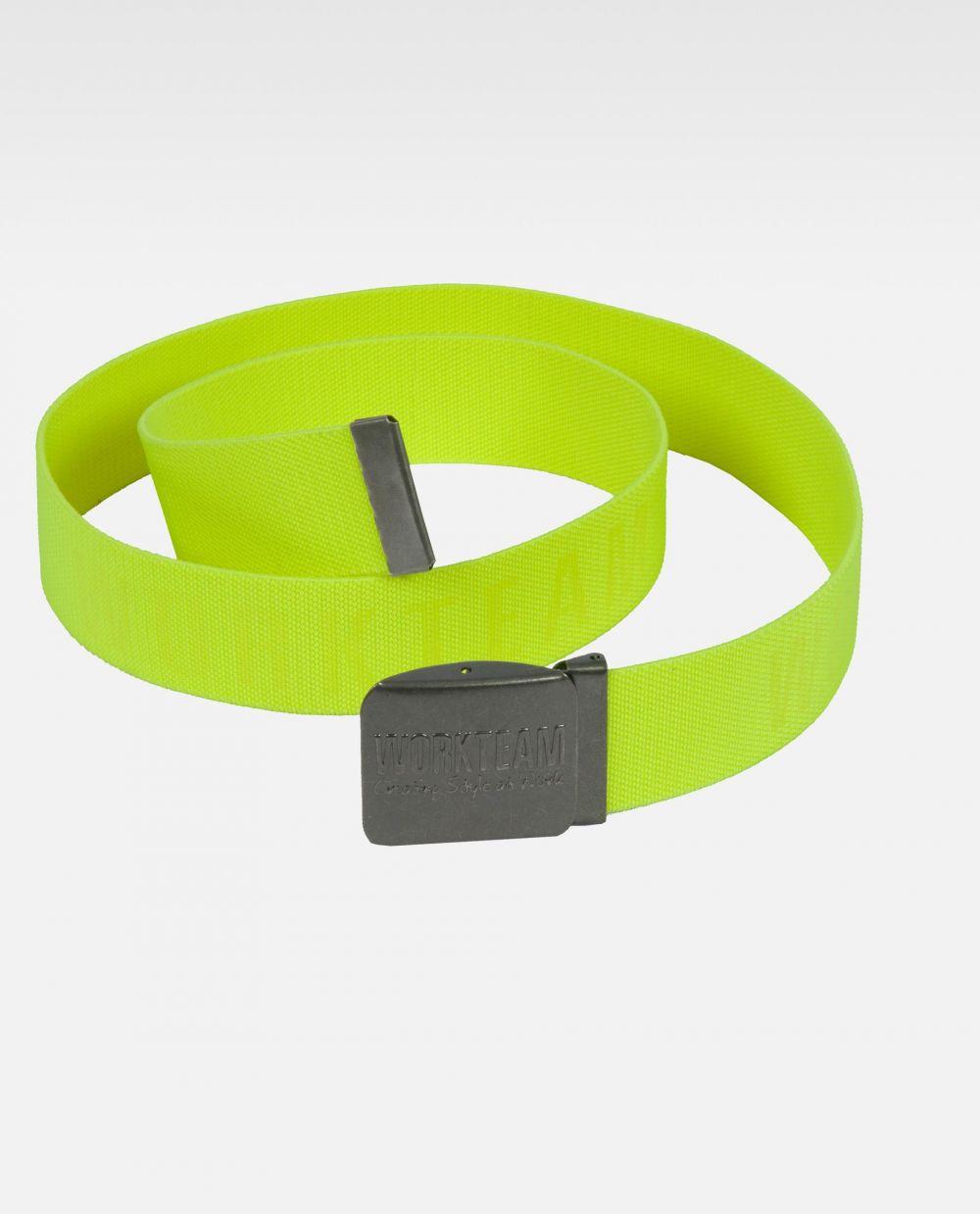 Complementos de industria workteam cinturon wfa501 de poliéster vista 1