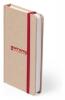 Libretas con banda elastica bosco de cartón ecológico con publicidad imagen 1