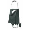Carritos compra cooler de poliéster negro con impresión vista 1