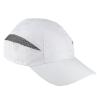 Gorras publicitarias technical de poliéster blanco gris imagen 1