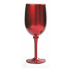 Sets de vino cup de plástico rojo vista 1