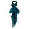 Complementos vestir foulard madame de viscosa verde imagen 1