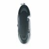 Navajas swiss de metal negro para personalizar vista 1