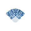 Abanicos bloom de cristal con publicidad imagen 1