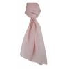 Complementos vestir foulard circle de algodon rosa imagen 1