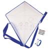 Juegos de playa cometa para pintar blow de poliéster azul con logo vista 1