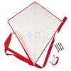 Juegos de playa cometa para pintar blow de poliéster rojo con logo vista 1
