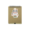 Libretas pequeñas tribu de papel Tipo B para personalizar vista 1
