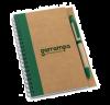 Cuadernos con anillas asimov de papel ecológico imagen 2