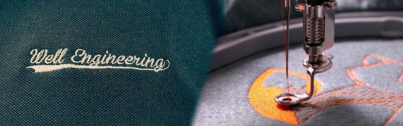 Estampación camisetas en serigrafía o bordado. grande
